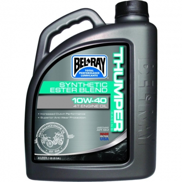 Bel-Ray Thumper Racing 4T Synthetic Ester Blend 10W/40