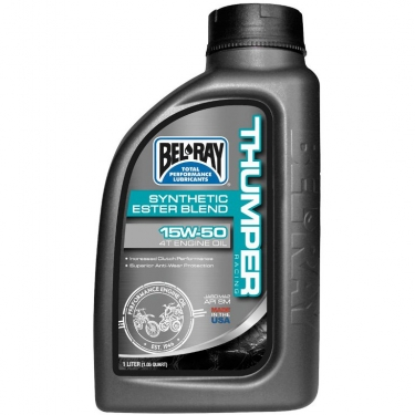 Bel-Ray Thumper Racing 4T Synthetic Ester Blend 15W/50