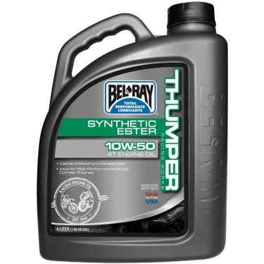 Bel-Ray Works Thumper Racing 4T Synthetic Ester Blend 10W/50