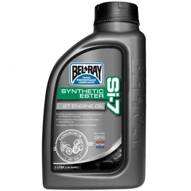 Bel-Ray Si-7 Synthetic 2T Oil