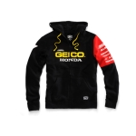 100% Team Geico Honda Hoody Factory # SALE