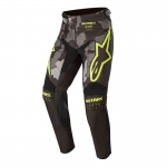 Alpinestars Racer Pants Tactical Black-Gray Camo-Yellow Fluo 2020