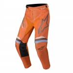 Alpinestars Racer Pants Braap Dark Gray-Orange Fluo 2020