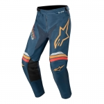 Alpinestars Racer Pants Braap Navy-Orange 2020