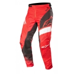 Alpinestars Racer Pants Supermatic Red-Black-White 2019 # SALE
