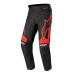 Alpinestars Racer Pants Supermatic Black-Bright Red 2020