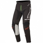 Alpinestars Racer Tech Pants Ammo Black-Gray-Bright Green 2020 Monster MX Collection