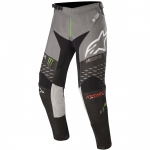 Alpinestars Racer Hose Raptor Black-Gray-Bright Green 2020 Monster MX Collection