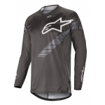 Alpinestars Techstar Jersey Graphite Black-Anthractie 2019 # SALE