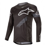 Alpinestars Techstar Jersey Graphite Black-Anthractie 2020