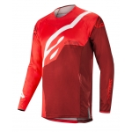 Alpinestars Techstar Jersey Factory Red-Burgundy 2019 # SALE