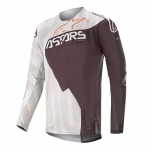 Alpinestars Techstar Jersey Factory Metal Grey-Black-Copper 2020