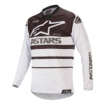 Alpinestars Racer Jersey Supermatic Black-White 2020