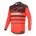 Alpinestars Racer Jersey Supermatic Bright Red-Black 2020