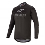 Alpinestars Racer Jersey Graphite Black-Dark Gray 2020