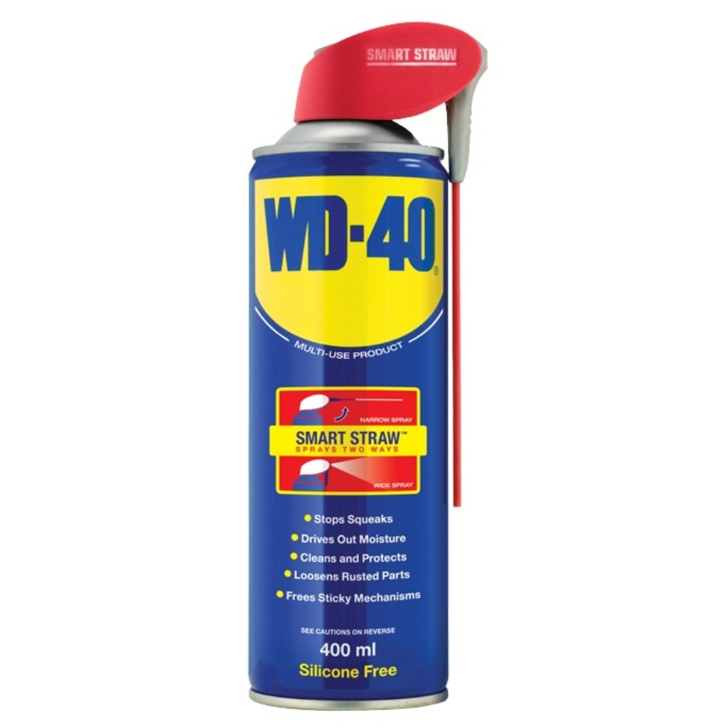 wd 40 multifunktionsspray smart straw 500ml pflege wartung motocross shop. Black Bedroom Furniture Sets. Home Design Ideas