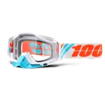 100% Racecraft Goggle Calculus Ice 2017