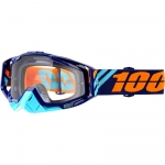 100% Racecraft Goggle Calculus Navy 2018