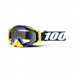 l00% Racecraft Goggle Bibal Navy 2019
