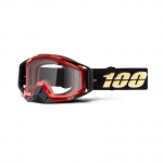 l00% Racecraft Goggle Hot Rod 2019
