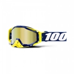 100% Racecraft Goggle Bibal Navy Mirror 2019