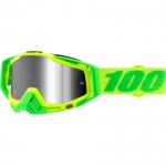 100% Racecraft+ Goggle Sour Soul Mirror 2018