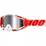 100% Racecraft+ Goggle Bilal Mirror 2018