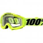 100% Accuri Goggle Fluo Yellow OTG 2018