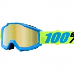 100% Accuri Goggle Belize Mirror 2018