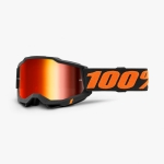 100% Youth Accuri 2 Goggle Chicago red mirror Junior 2021