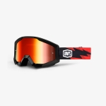 100% Strata Goggle Slash Mirror 2014