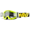 100% Strata Junior Roll Off Brille Neon Yellow Kids 2017 - Speedlab Vision System