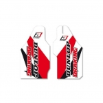 Blackbird Racing Fork Guard Stickers Honda