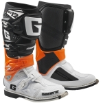 Gaerne SG 12 Boots Orange-Black-White 2019