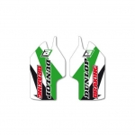 Blackbird Racing Fork Guard Stickers Kawasaki
