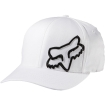 Fox Racing Flex 45 Flexfit Hat White Fall 2015
