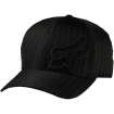 Fox Racing Flex 45 Flexfit Hat Black Pinstripe Fall 2015
