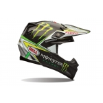 Bell Moto-9 Carbon Flex Helm Pro Circuit Replica