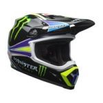 Bell MX-9 MIPS Helm Pro Circuit Green 2018