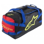 Alpinestars Goanna Gear Bag Black-Blue-Red-Yellow