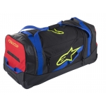 Alpinestars Komodo Gear Bag Black-Blue-Red-Yellow