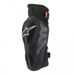 Alpinestars Sequence Kneeguards Black-Red 2018-2019