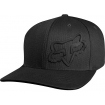 Fox Racing Signature Flexfit Hat Black Fall 2015
