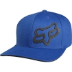 Fox Racing Signature Flexfit Hat Blue Kids Fall 2015