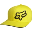 Fox Racing Signature Flexfit Hat Yellow Kids Fall 2015