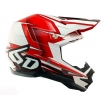 6D Helm ATR-1 Sonic red-white 2017