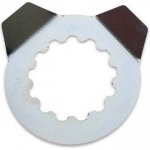 Brand Safety Plate fits Sprocket Yamaha YZ 250 99-18, YZF 400 98-99, WRF 400 98-02 (520)
