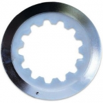 Brand Safety Plate fits Sprocket Kawasaki KXF 450 06-08 (520)