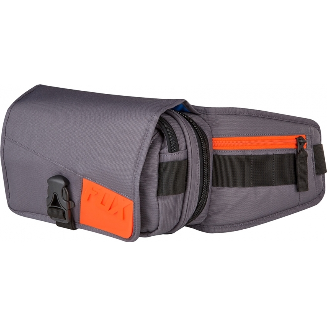 Fox Racing Deluxe Werkzeugtasche Grey-Orange 2018