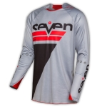 Seven Jersey Rival Rize Grey Red  #SALE